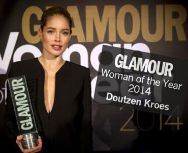 Glamour Award uitreiking